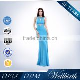 Guangzhou Figure Flattering Design Roma New Real Sample Evening Dress