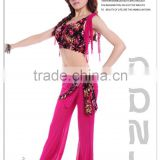 SWEGAL modern belly dance costumes,turkish belly dance costume SGBDT14101