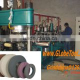 alumina grinding wheel making Machine, corundum grinding wheel production line, emery abrasive wheel making equipment