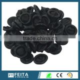 High Quality Nitrile Latex Black Finger Cots Cheap Disposable ESD Finger Stall for wide use