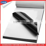 Custom Pringtable Black Glue Bubble Free Self Adhesive PVC Vinyl for Outdoor Advertising