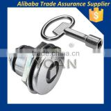 Zinc-alloy coin operated lock with master key