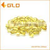 High quality nurtrition supplements Omega 3 Fish Oil DHA softgel capsule