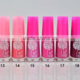 2014 new type environmental BK water based scent peel off nail polish