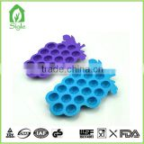 fruit Shape Ice Cube Freeze Mold Bar Party Drink Ice mold Jelly Tray Maker silicone ice cube tray
