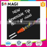 Premium Led Writing Board Marker With Dual Tip and A Brand New Revolutionary Cap perfect for children and adults