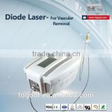 30W Super Diode Laser Vascular Removal Optic Fiber 980nm Diode Laser