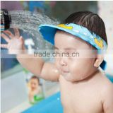 Waterproof Eco-friendly Eva Baby Cartoon Shower Cap for bathing