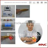 portable 808nm LD non-invasive acupuncture instrument laser pen therapy 2013 new products