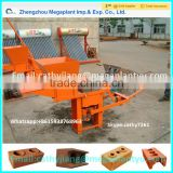 Wholesale price africa manual small interlocking clay brick making machine sale in South America