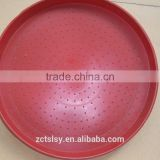 plastic special in chicks and ducklings plastic feeding plate for poultry house