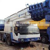 200ton used tadano mobile truck crane AR2000M,second hand tadano wheel/lifting crane 200ton,half new construction crane 200 ton