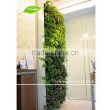 GNW GLW088 simulate living wall indoor decorative artificial moss grass wall for decoration