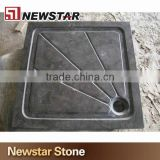 stone shower pan shower base,natural stone shower tray