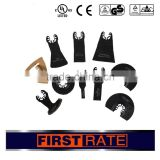 industrial electric multi tool grout removal blade metal cutting multi tool blades