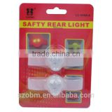 Lichao LC-6068-A Bicycle Light with Battery Safty Rear Light