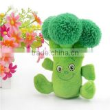 Novelty cheap chinese cabbage green vegetable plush toy