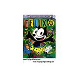 United States Felix The Cat Activity/Coloring Books