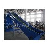 Automatic Plastic Recycling Plant Plastic Scrap Washing Machine for Waste PET Bottle Recycling Line
