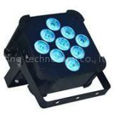 9X10W 5IN1 Battery Powered & Wireless DMX LED Par