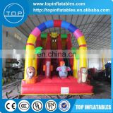 Giant water slide, child inflatable animal slide