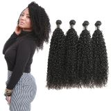 9A Brazilian Straight 1 Bundle Human Virgin Hair Weave