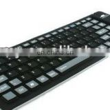 silicone flexible laptop keyboard silicone skin for samsung