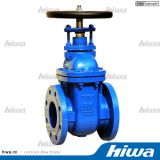 BS Non-rising Stem Metal Seated Gate Valve