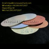 Polyurethane (PU) Polishing Pad for glass LED precision optics miya@moresuperhard.com