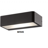 Die-casting aluminum outdoor wall lamp