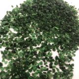 Green Crushed Glass for Terrazzo floor and landscape