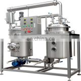 Juniper berry essential oil extracting device / juniper essential oil distillation equipment
