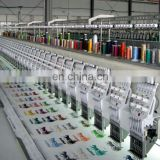 Flat High-Speed Embroidery Machine Computer Embroidery Machine Computerized