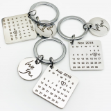 enamel keychains in stock