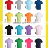 hot selling 16 colors xxl plus size unisex net shirt for diy printing polo shirt 100% cotton