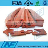 28 years factory NF food grade refrigerator rubber gasket
