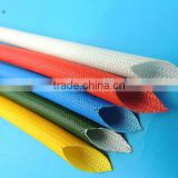1500V Flexible silicone Glassfiber insulation sleeving For electrical components #SB-SGS-15