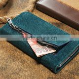 Popular leather cover for Galaxy S6, for Samsung S6 phone covers