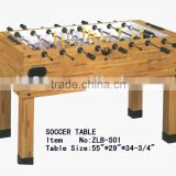 Strong Structure American soccer table with MDF