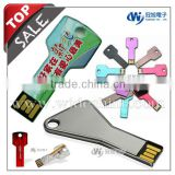 key usb flash drive with card usb screen printing for new promotional quality products custom door keys