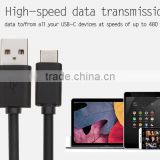 USB Type C 2.0 Cables, USB 2.0 USB-C to Mini USB 2.0 A Male Sync/Charging Cable, Premium Quality