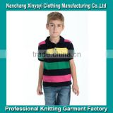 Kids clothing bulk cheap factory price hot new design polo shirt for childen