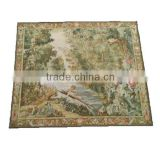 Aubusson Hand Knotted Tapestry