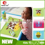 Heat resistant easy washing children silicone placemat,silicone eat mat                                                                         Quality Choice