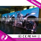 Die Casting Aluminum Indoor Rental LED Display Screen P6 SMD Full Color LED video wall panel
