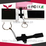 Fashion Creative Portable Mini Cross USB Cable For Samsung Cable