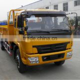 universal dump truck 6x2 CL3160 payload 8Mt 100kw/135Hp diesel truck 3 seats with sleeper (6.5m cargo bed)