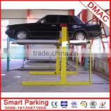 Two layers double column simple parking system ( two post )