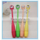 2016 New style FRUIT BENDABLE PENS