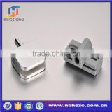 glass cabinet door zinc alloy hinge pins clip